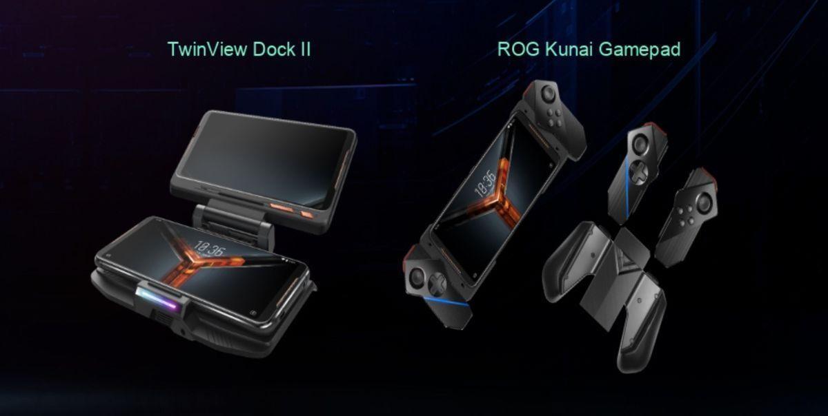 Анонсирован Asus ROG Phone 2 c HDR-экраном и Snapdragon 855+ (asus)