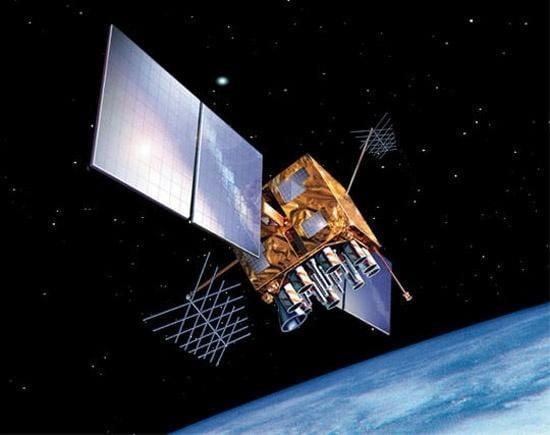 GPS-спутники пререстали работать в Европе (b c13c6342)
