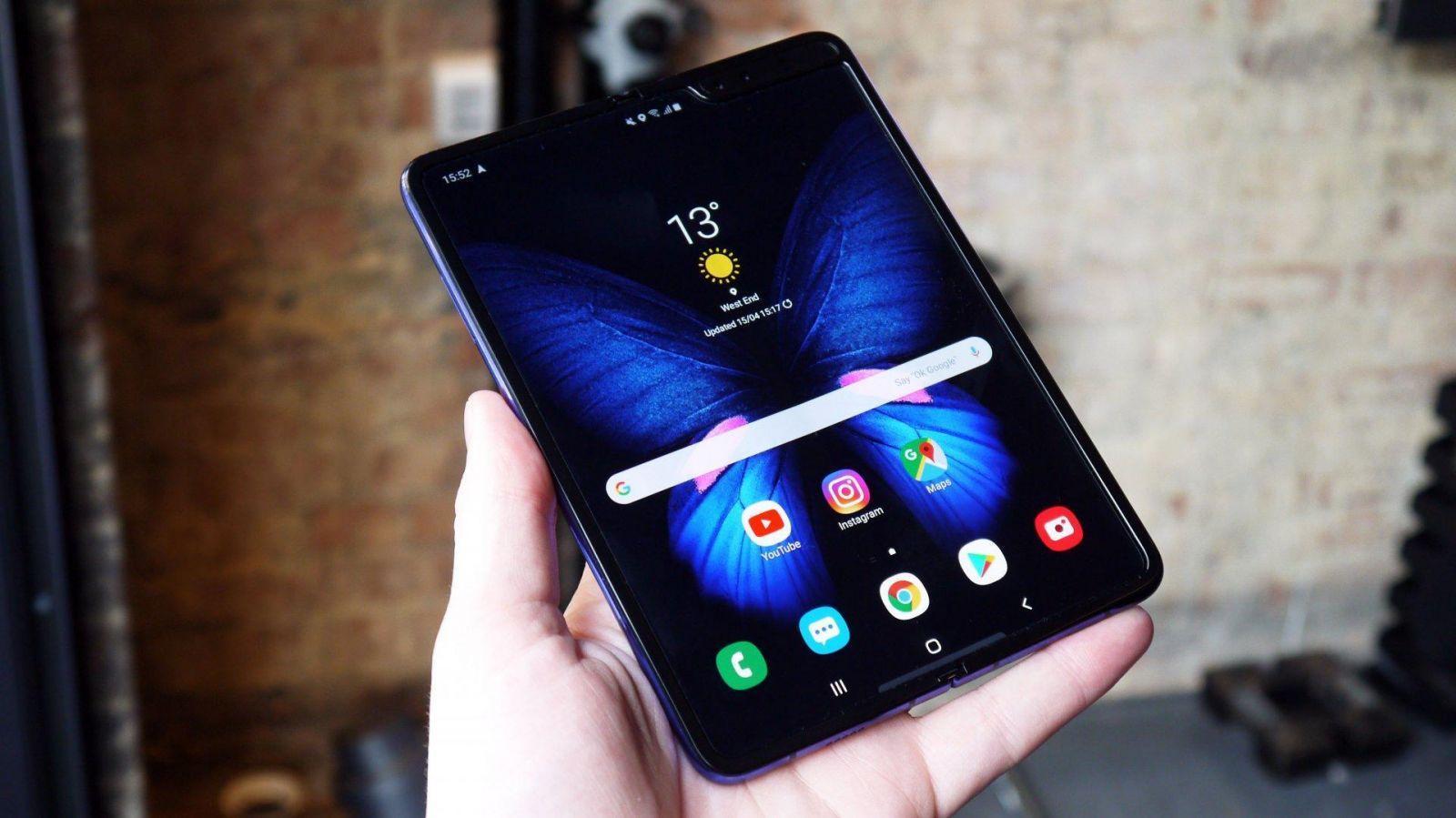 В Samsung обьявили дату выхода Galaxy Fold (ccwajrgfrni7go65kti2n7)