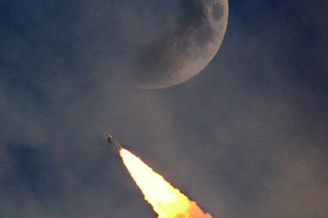Запуск индийской ракеты Chandrayaan-2 на Луну прошёл успешно (chandrayaan 2 image isro 660 1)