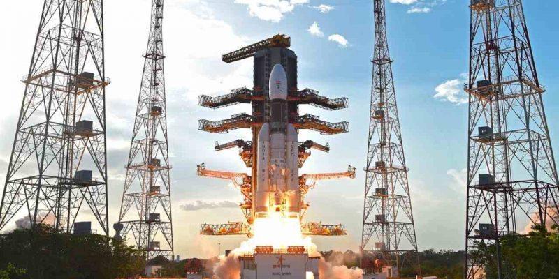 Запуск индийской ракеты Chandrayaan-2 на Луну прошёл успешно (chandrayaan 2 integrated with gslv mk iii will be moved to launchpad by 7 july firstpost)