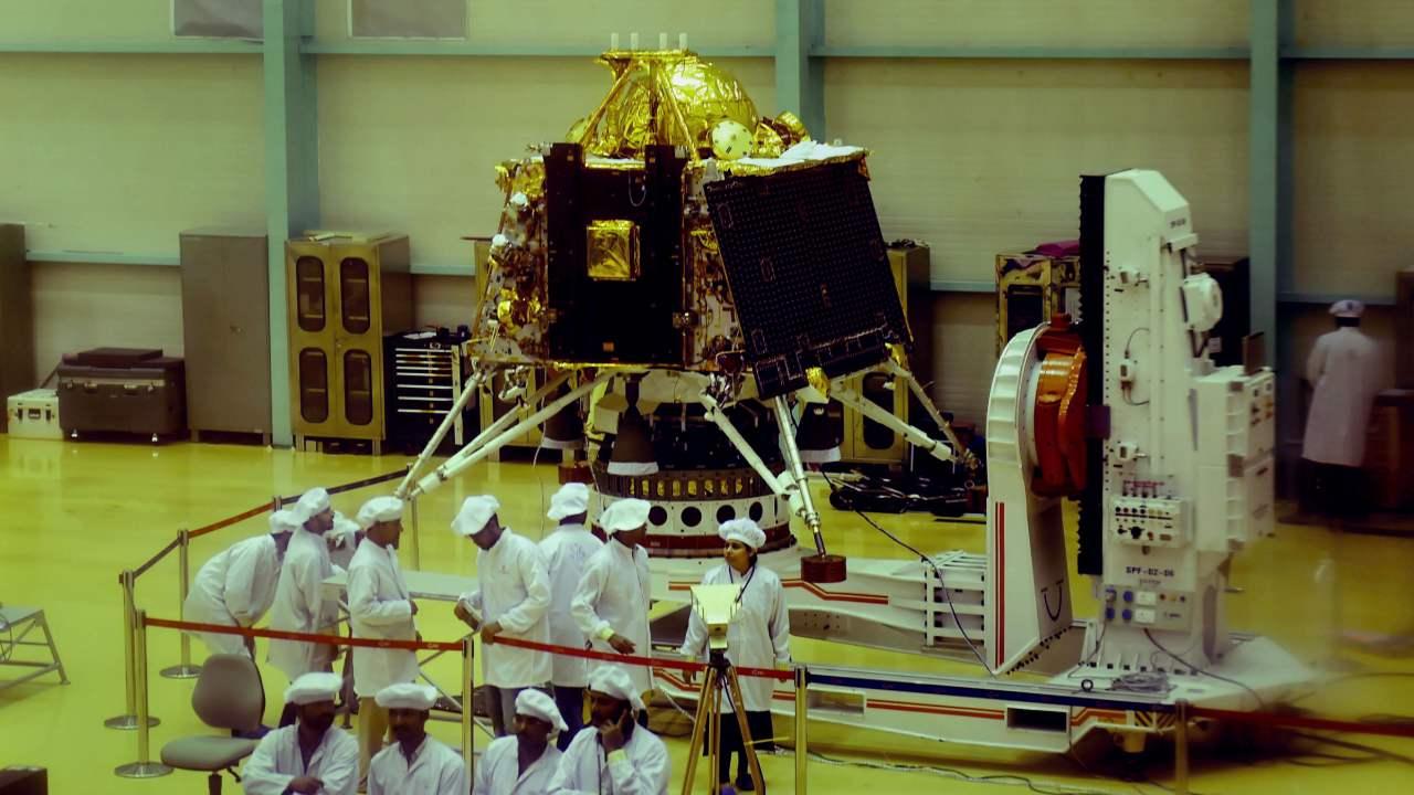 Запуск индийской ракеты Chandrayaan-2 на Луну прошёл успешно (chandrayaan 2 vikram lander)