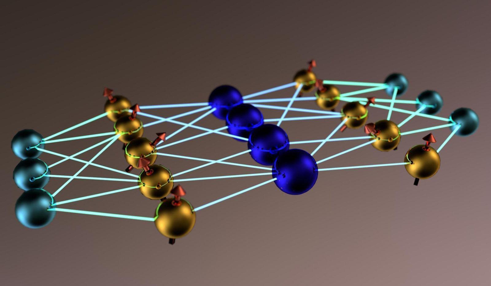 ИИ будет моделировать квантовые системы (dims 3)