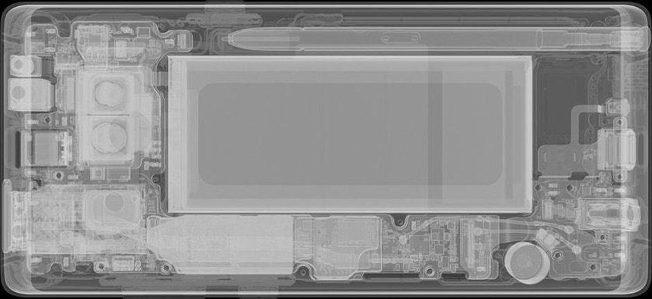 Samsung должен избавиться от S Pen (galaxy note8 spec)