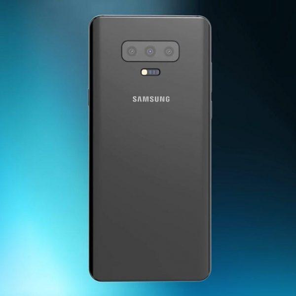 Samsung делает память 12 Гбайт для Galaxy Note 10 (galaxy s10 2 1)