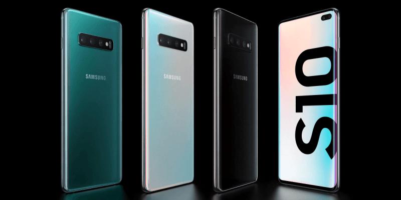 Samsung улучшит работу камеры и Bluetooth с новым обновлением (galaxy s10)