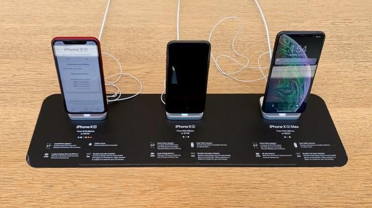В сети появились некоторые характеристики iPhone 11 (gsmarena 001 3 1)