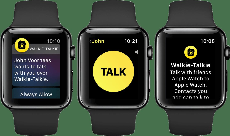 Apple вернула функцию рации в часы Apple Watch (img 24651537260829845)