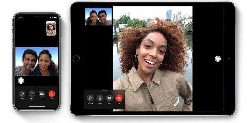 В iOS 13 будет симуляция зрительного контакта в FaceTime (ios 13 introduces eye contact simulation to facetime)