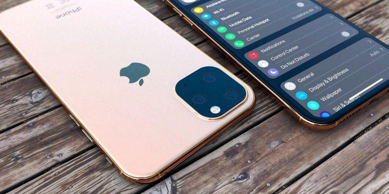 В сети появились некоторые характеристики iPhone 11 (iphone 11 renders kaymak 1)