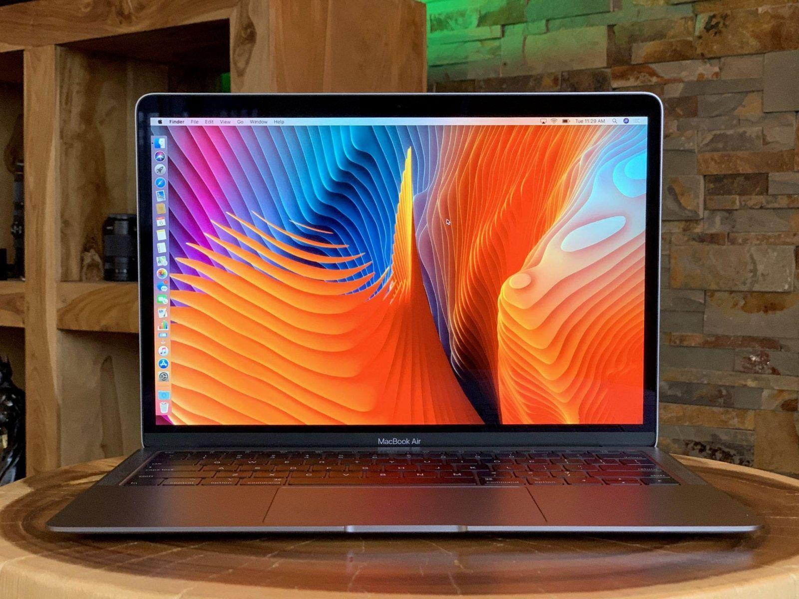 Серьёзные поломки в MacBook Air (macbookair2018pic)