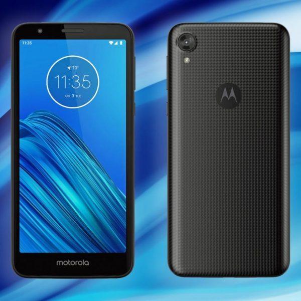 Motorola Moto E6 получает восьмиядерный процессор Snapdragon 435 (moto e6)