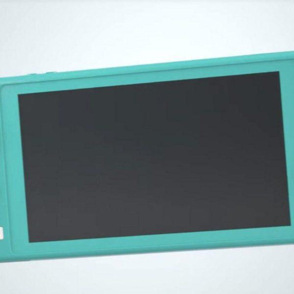 Новая портативная консоль от Nintendo (nintendo switch lite)