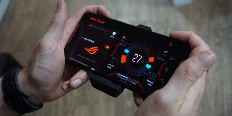 Анонсирован Asus ROG Phone 2 c HDR-экраном и Snapdragon 855+ (rog phone game centre 1220x813 1)
