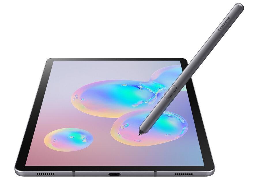 Анонсирован Galaxy Tab S6 от Samsung (samsung announces the galaxy tab s6 the pro tablet on the android side)