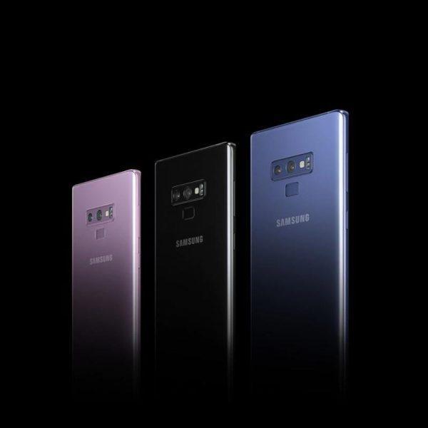 Samsung должен избавиться от S Pen (samsung galaxy note 9 64gb lavander review images 962124134)