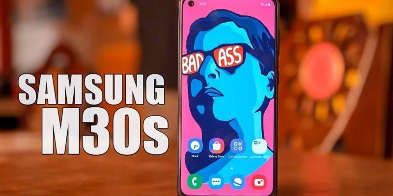 В сети появились первые изображения Samsung M30S (10 2)
