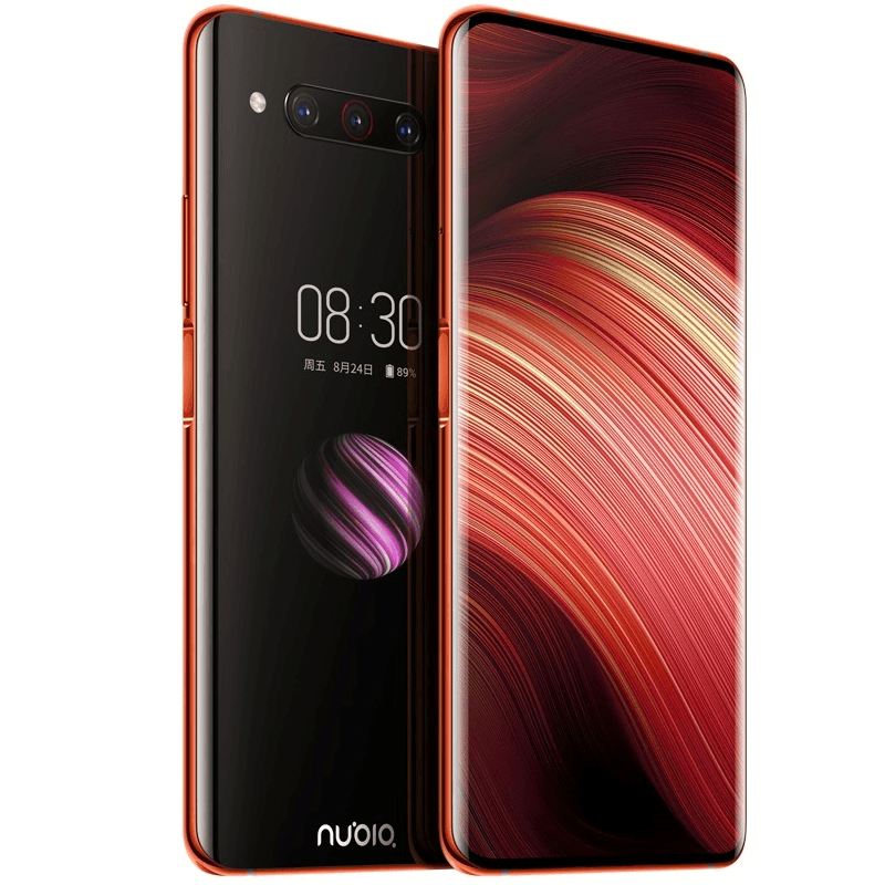 Анонсирован Nubia Z20 с Snapdragon 855+ и двумя AMOLED-дисплеями ()