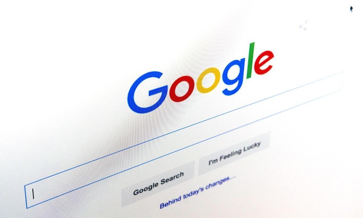 Интернет-пользователи сообщили о сбоях в работе поисковика Google (14)