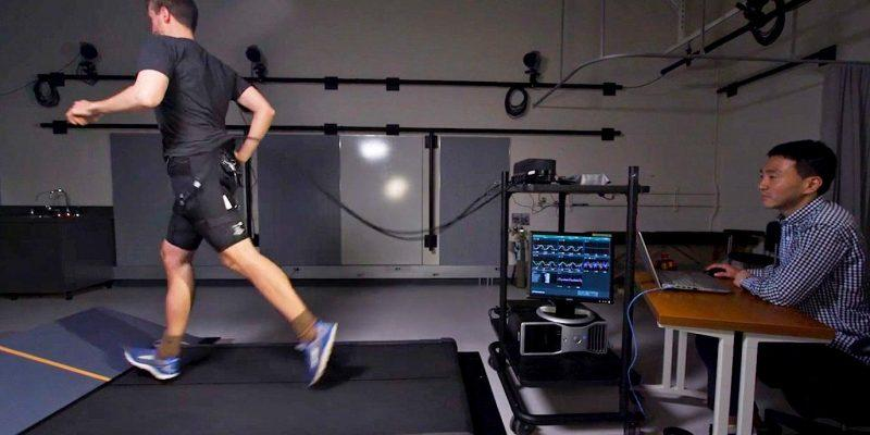 Учёные создали роботизированные шорты, облегчающие ходьбу и бег (1 567)