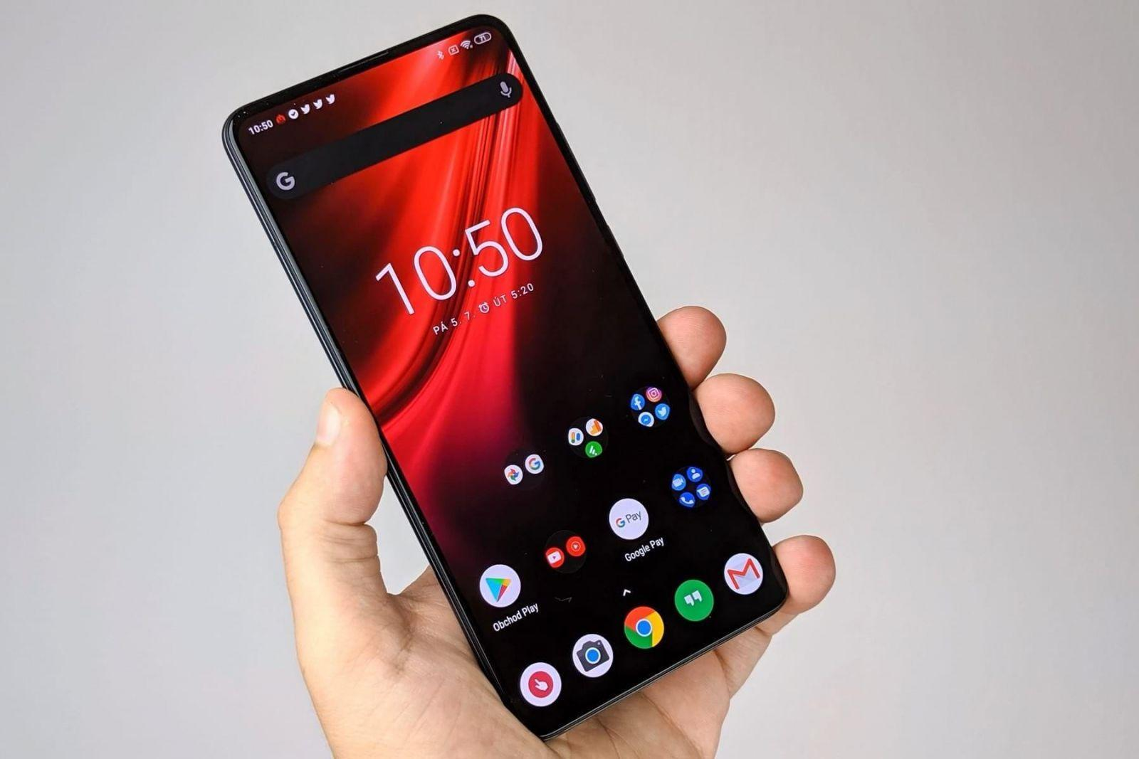 Xiaomi Mi Mix 4 получит камеру на 108Мп, 12Гб ОЗУ и Snapdragon 855+ (2)