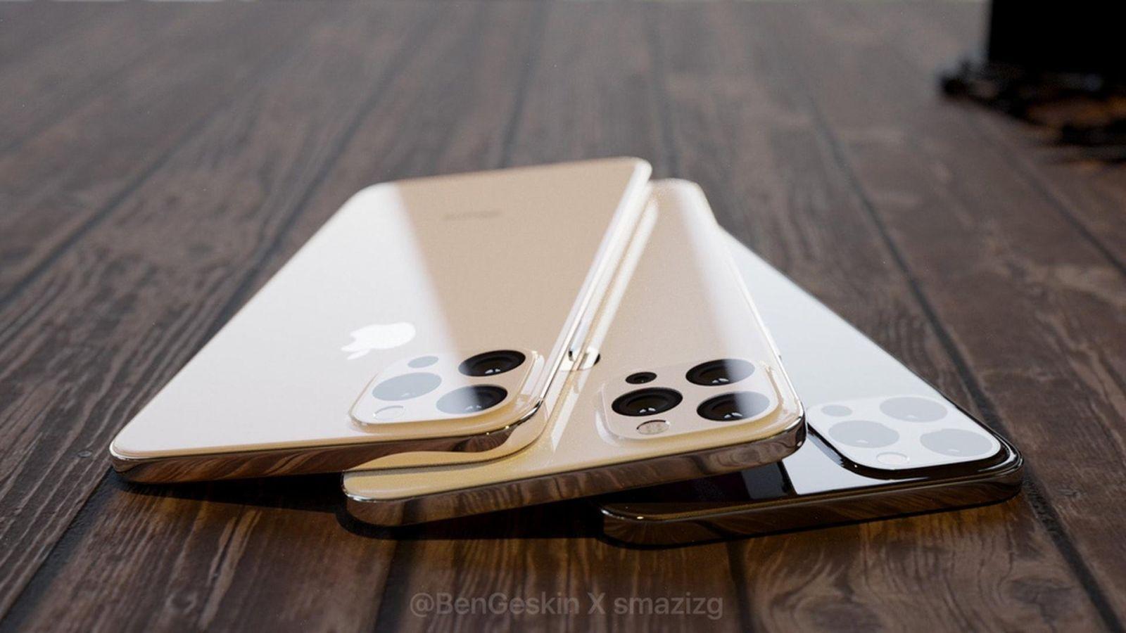 В сеть просочились характеристики iPhone 2019 (3 2)
