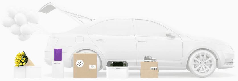 В Яндекс.Такси появилась функция перевозки вещей (34)