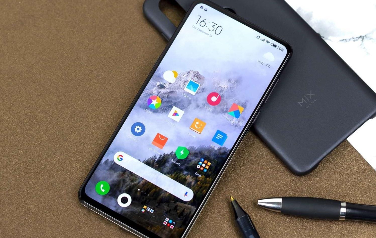 Xiaomi Mi Mix 4 получит камеру на 108Мп, 12Гб ОЗУ и Snapdragon 855+ (4)
