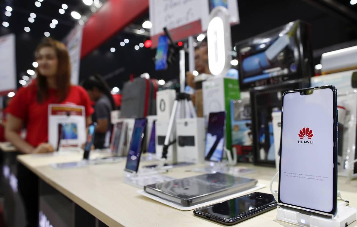 Huawei планирует установить ОС «Аврора» на свои планшеты (5068470)