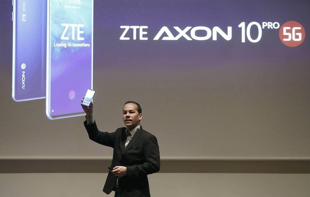 В продажу поступил первый 5G-смартфон от ZTE (5118384)