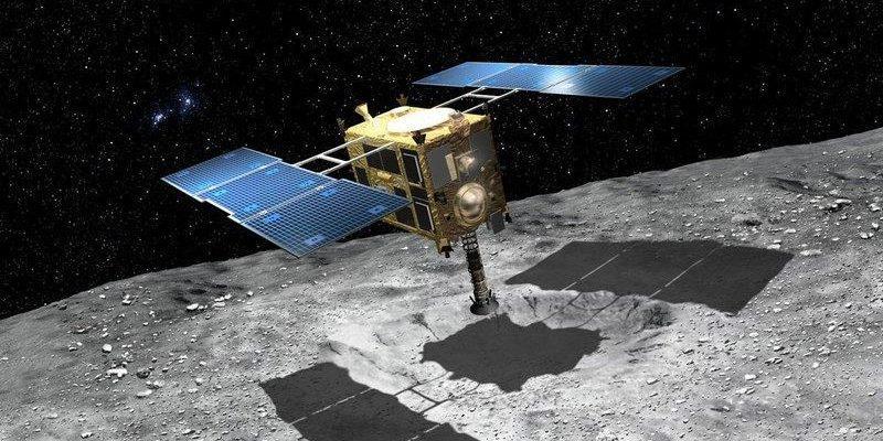 Исследователи получили новые снимки с поверхности астероида Рюгу (521ce49072cb32fda08ae4658461c022 ce 1200x640x0x13 cropped 800x427)