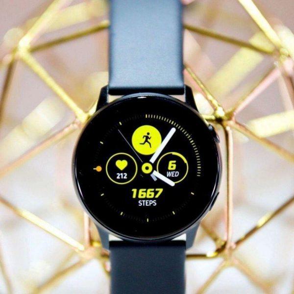 В сети появились рендеры часов Samsung Galaxy Watch Active 2 (78879)