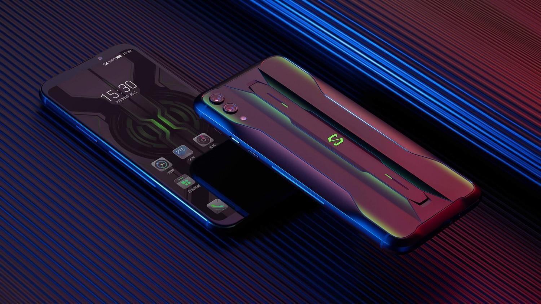 В продажу поступил игровой смартфон Black Shark 2 Pro (9gqsoguhgrjh)
