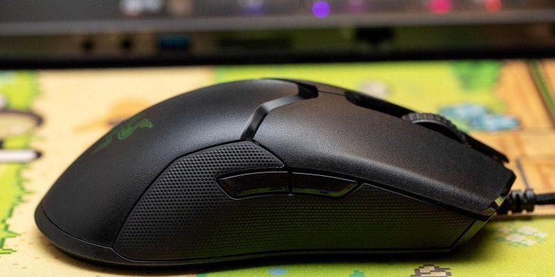 Новая Viper Razer - легкая и быстрая игровая мышь (akrales 190730 3573 0013)