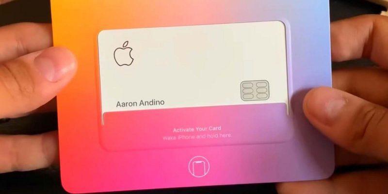 Аккаунты Apple Card не будут доступны из браузера (apple card keshbek karta rossiya)