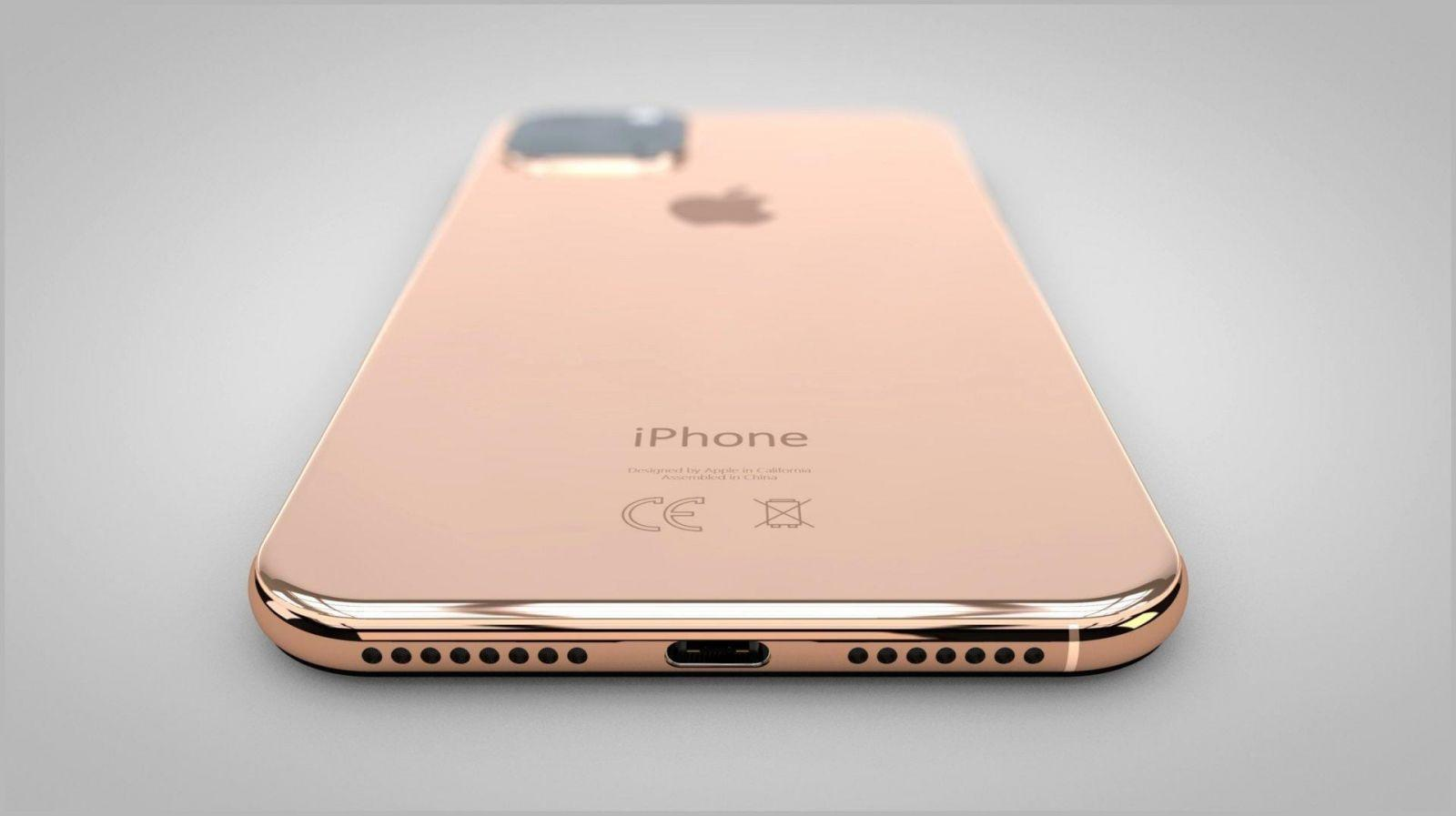 Аналитики говорят, что iPhone 2019 года будет поддерживать Apple Pencil (apple iphone 11 concept)