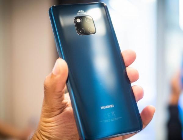 Huawei планирует представить смартфон со своей ОС до конца 2019 года (bezymjannyj)