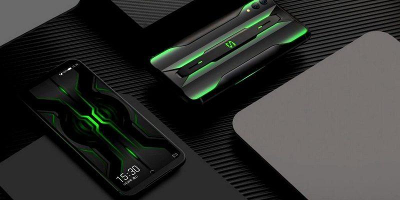 В продажу поступил игровой смартфон Black Shark 2 Pro (blackshark 2 pro)
