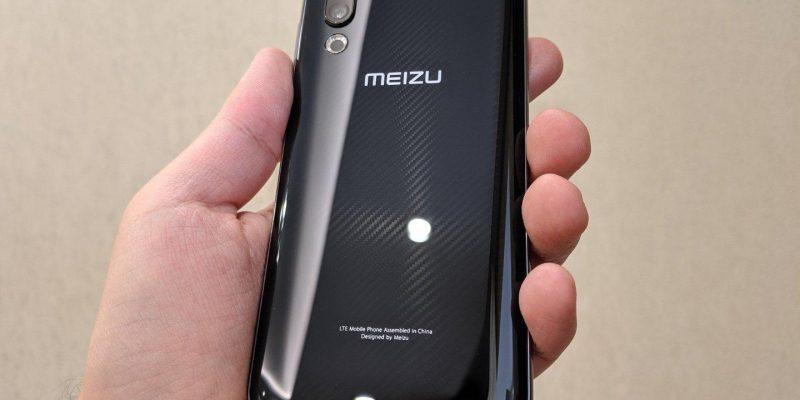 Meizu представили Meizu 16S Pro с Snapdragon 855 Plus (cena meizu 16s v rossii picture3 0 1)