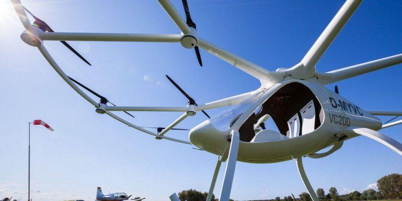Немецкие разработчики до конца года завершат испытания аэротакси (d936dcb449be2855f6ffaa2943f77547)