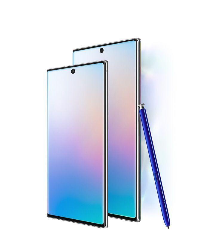 Samsung выпустил смартфоны Galaxy Note 10 и Galaxy Note 10+ (galaxy note10 highlights mobile kv)