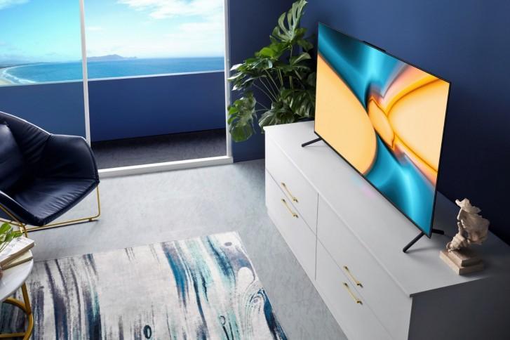 HONOR сделал умный экран Vision на HarmonyOS (gsmarena 002 2)