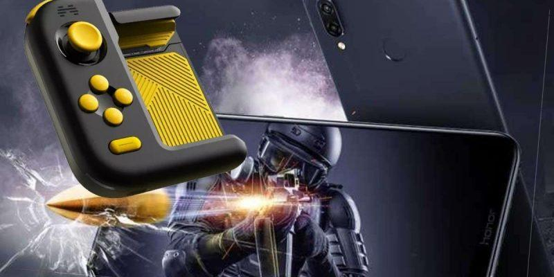 Honor представил геймпад для смартфонов (honor gamepad)