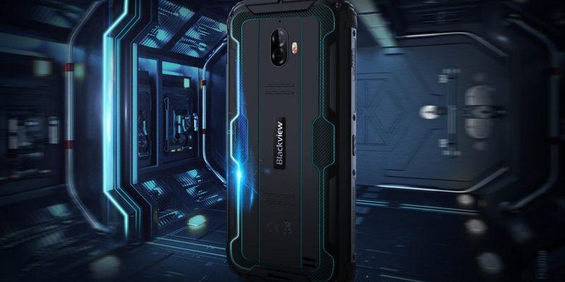 Blackview представила новый сверхпрочный смартфон (kosmicheskij blackview bv5900 s maksimalnoj zaschitoj na foto i video picture4 0)