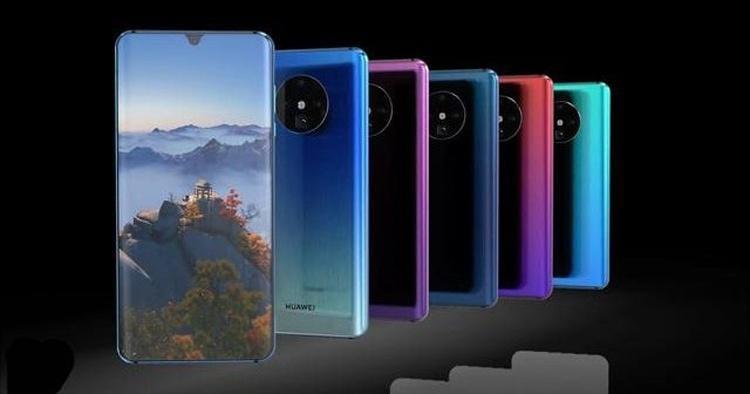 Анонс Huawei Mate 30 и Mate 30 Pro состоится в сентябре (mate1)