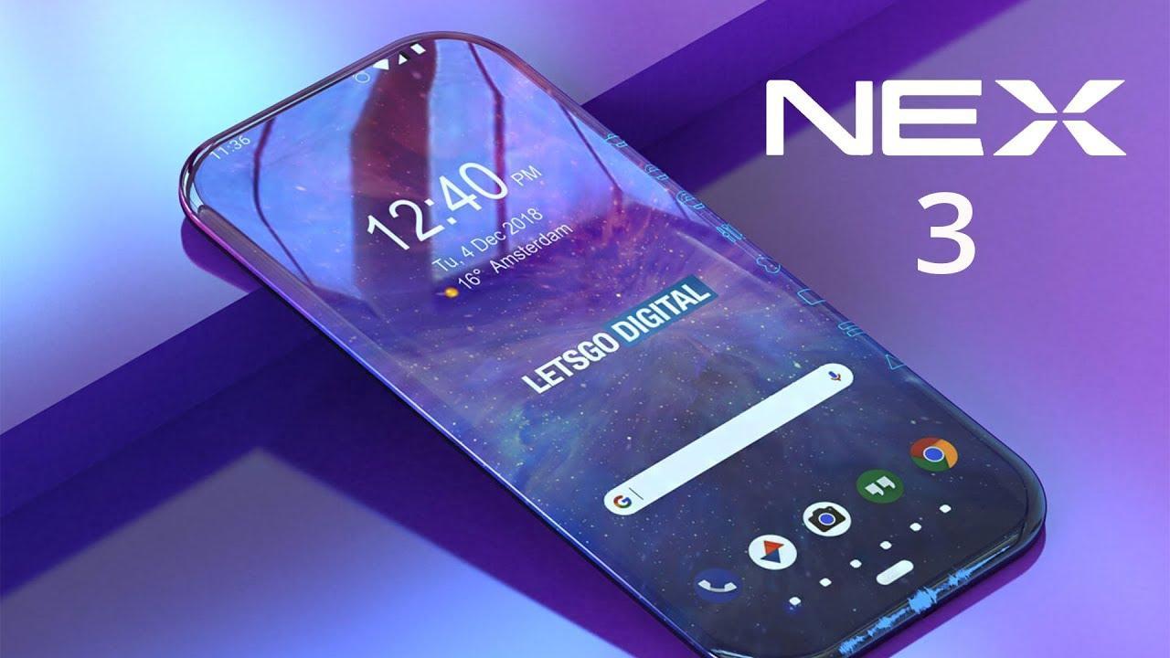 Опубликованы первые характеристики Vivo Nex 3 (maxresdefault 7)