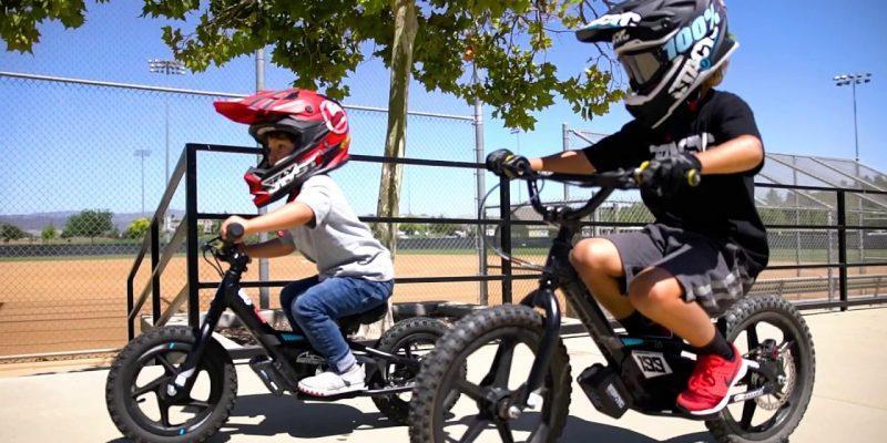 Harley-Davidson представила детские электровелосипеды (maxresdefault 9)