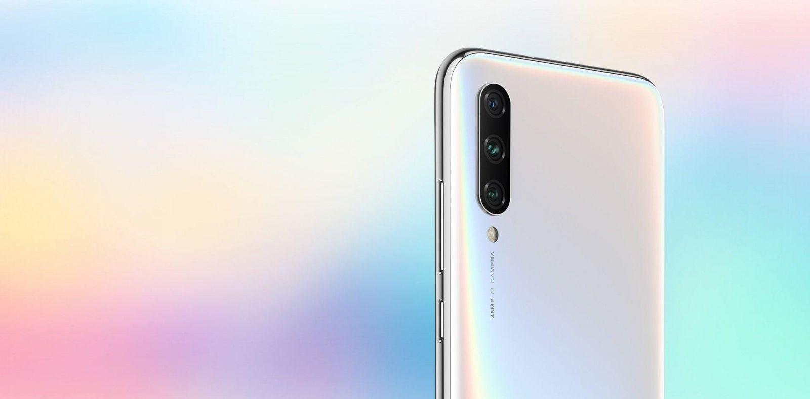 Xiaomi Mi A3 представили на российском рынке (mi a3 07)