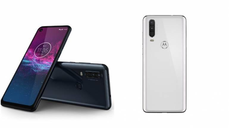 Motorola выпустила смартфон с камерой в стиле GoPro (motorola one action)