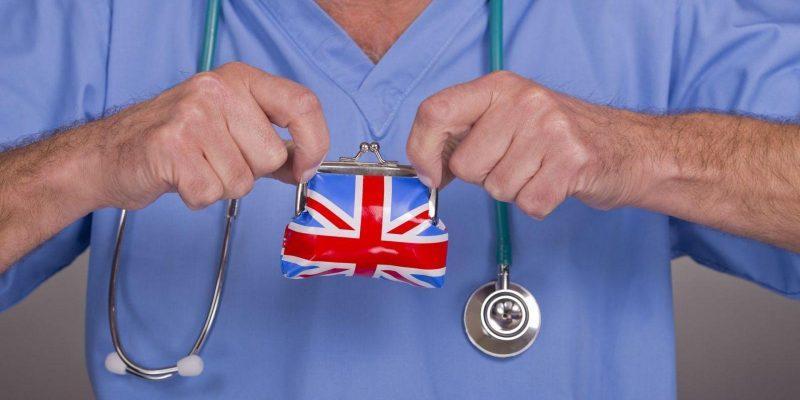 Искусственный интеллект повысит качество медобслуживания в Великобритании (nhs financial crisis)